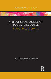 A Relational Model of Public Discourse - 1st Edition book cover
