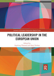 Political Leadership in the European Union - 1st Edition book cover