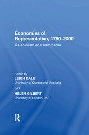 Economies of Representation, 1790?2000 - 1st Edition book cover