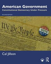 American Government - 2nd Edition book cover