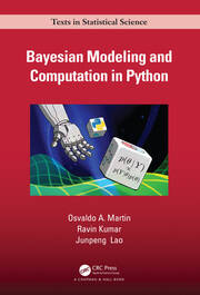 Bayesian Modeling and Computation in Python - 1st Edition book cover