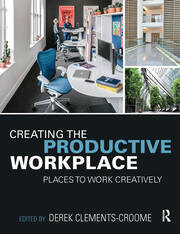 Creating the Productive Workplace -  3rd Edition book cover
