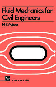 Fluid Mechanics for Civil Engineers - 1st Edition book cover