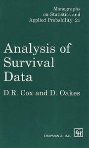 Analysis of Survival Data