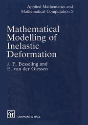 Mathematical Modeling of Inelastic Deformation
