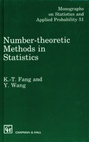 Number-Theoretic Methods in Statistics