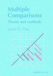 Multiple Comparisons: Theory and Methods