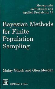 Bayesian Methods for Finite Population Sampling