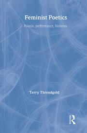 Feminist Poetics - 1st Edition book cover