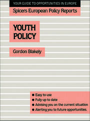 Youth Policy - 1st Edition book cover
