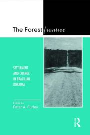 The Forest Frontier - 1st Edition book cover