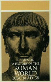 A History of the Roman World - 6th Edition book cover