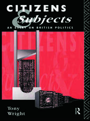 Citizens and Subjects - 1st Edition book cover