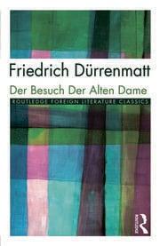 Der Besuch der alten Dame - 1st Edition book cover