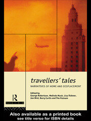 Travellers' Tales - 1st Edition book cover