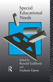 Special Educational Needs - 2nd Edition book cover
