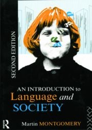 An Introduction to Language and Society - 2nd Edition book cover