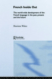French Inside Out - 1st Edition book cover
