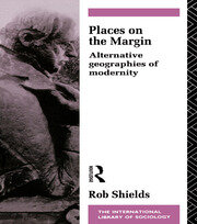 Places on the Margin - 1st Edition book cover