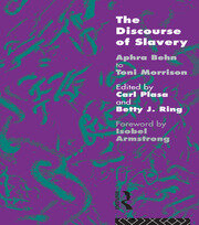 The Discourse of Slavery - 1st Edition book cover