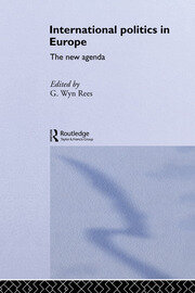 International Politics in Europe - 1st Edition book cover