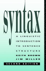 Syntax - 2nd Edition book cover