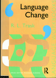 Language Change - 1st Edition book cover