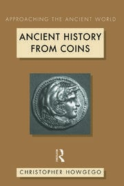Ancient History from Coins - 1st Edition book cover