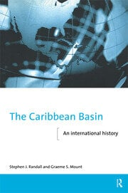 The Caribbean Basin - 1st Edition book cover