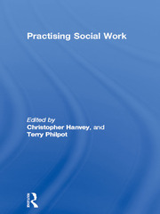 Practising Social Work - 1st Edition book cover