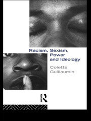 Racism, Sexism, Power and Ideology - 1st Edition book cover