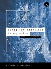 European Economic Integration - 1st Edition book cover