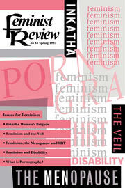 Feminist Review - 1st Edition book cover