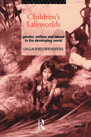 Children's Lifeworlds - 1st Edition book cover
