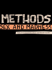 Methods, Sex and Madness - 1st Edition book cover