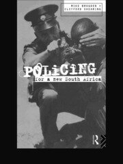 Policing for a New South Africa - 1st Edition book cover
