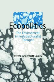 Ecopolitics - 1st Edition book cover