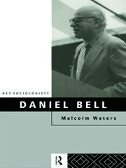 Daniel Bell - 1st Edition book cover
