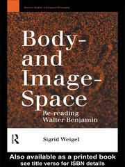 Body-and Image-Space - 1st Edition book cover