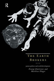 The Earth Brokers - 1st Edition book cover