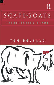 Scapegoats - 1st Edition book cover