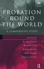 Probation Round the World - 1st Edition book cover
