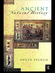 Ancient Natural History - 1st Edition book cover