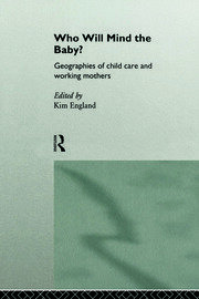 Who Will Mind the Baby? - 1st Edition book cover