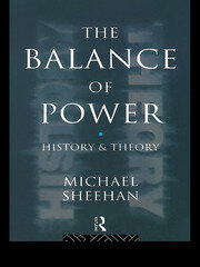 The Balance Of Power - 1st Edition book cover