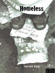 Homeless - 1st Edition book cover