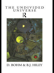 The Undivided Universe - 1st Edition book cover