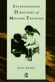 International Directory of Museum Training - 1st Edition book cover