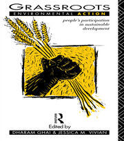 Grassroots Environmental Action - 1st Edition book cover