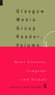 The Glasgow Media Group Reader, Vol. I - 1st Edition book cover